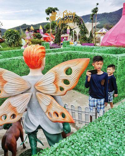 fairy lembang IG fairygardenbandung