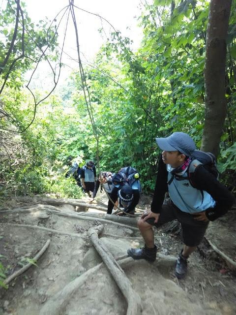 jalur jatinangor gunung manglayang bandung