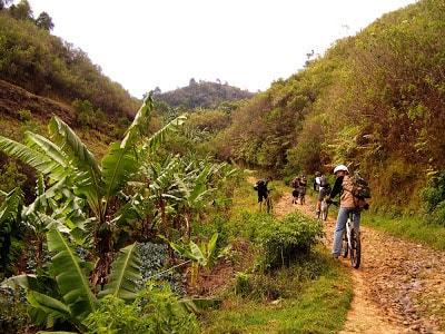 jalur puncak palintang gunung manglayang bandung