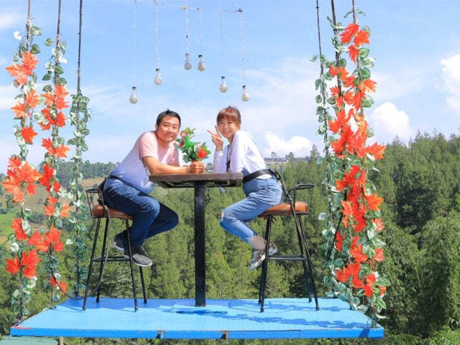 love seat dago park