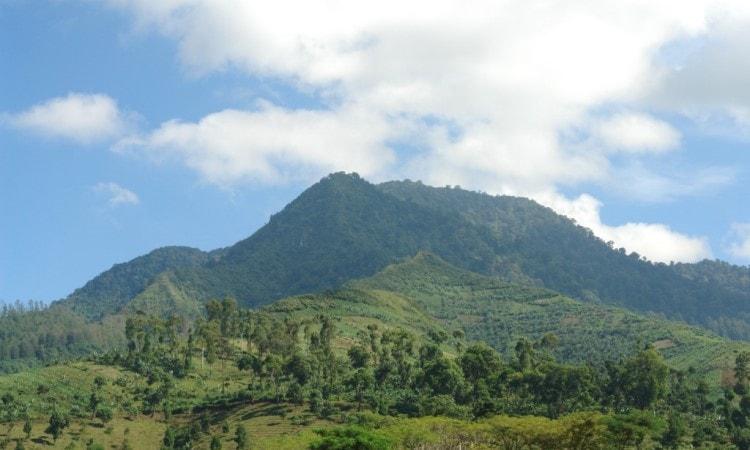 sejarah gunung manglayang bandung