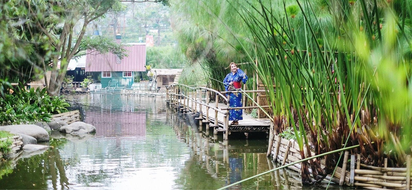 studio kostum jepang floating market lembang