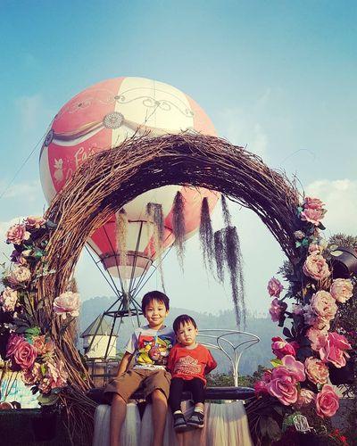 tiket masuk fairy garden IG reginakhoe