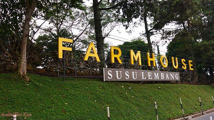 info wisata farmhouse lembang bandung