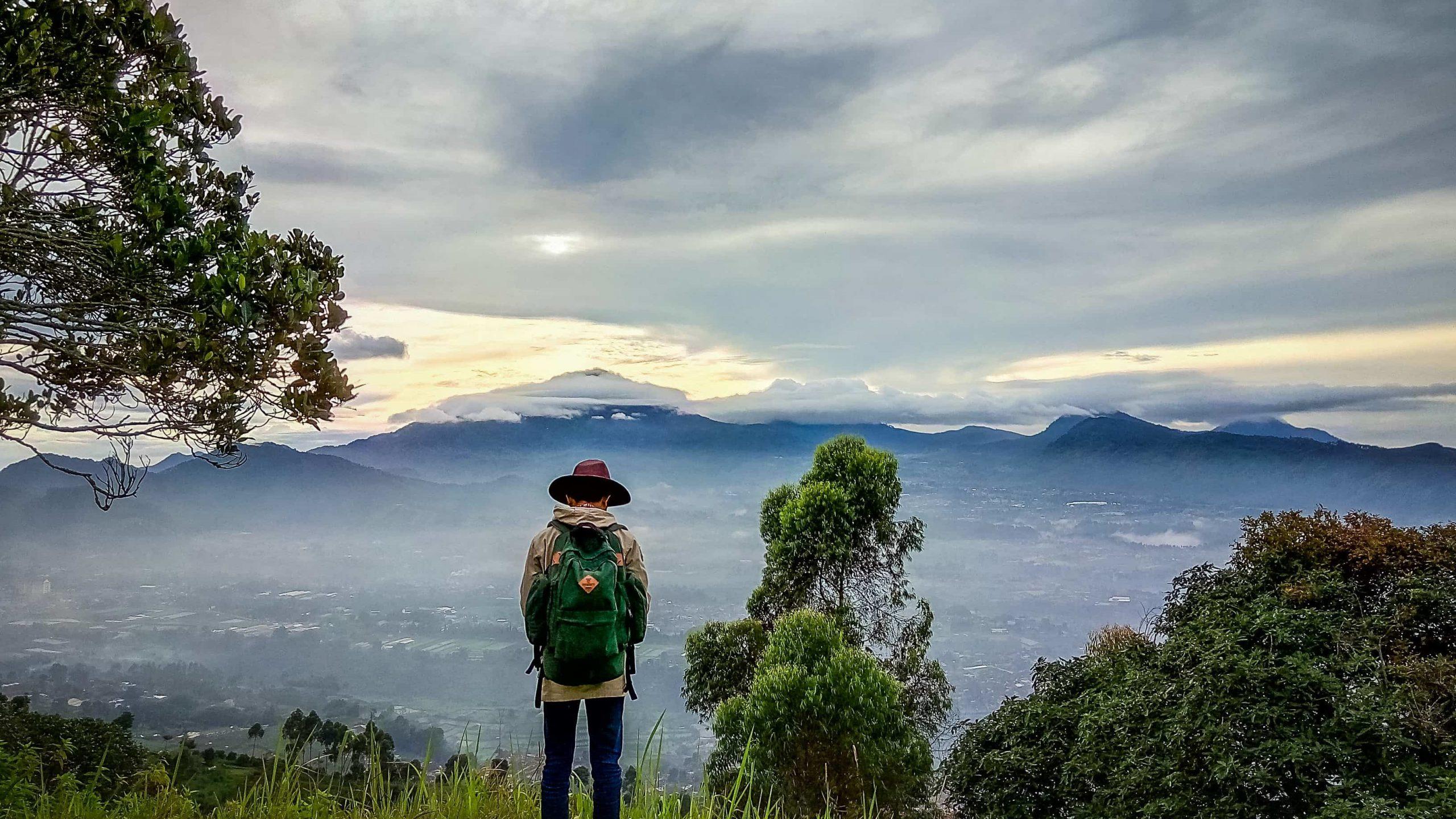 info wisata gunung putri