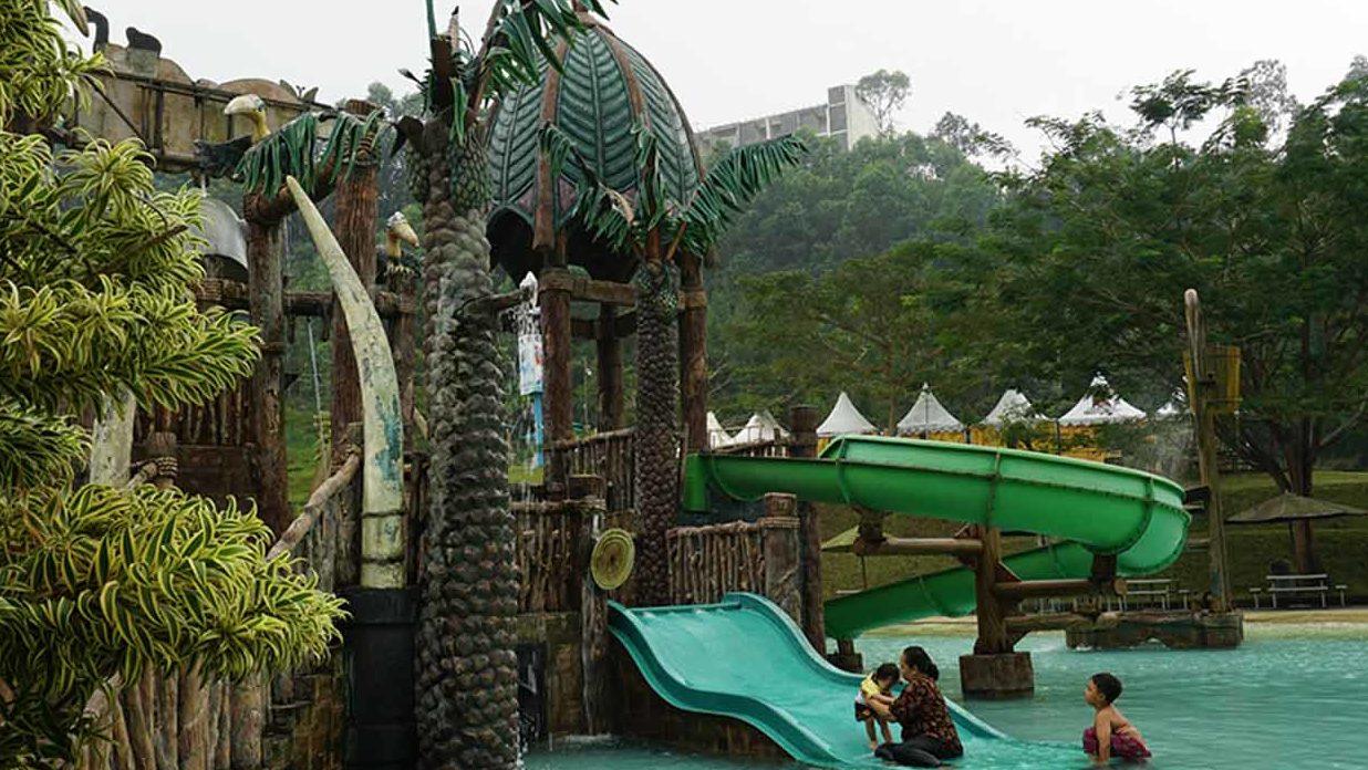 info wisata kampung gajah bandung