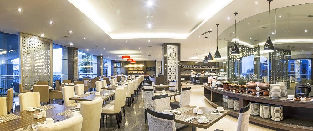 review hotel grand tjokro bandung