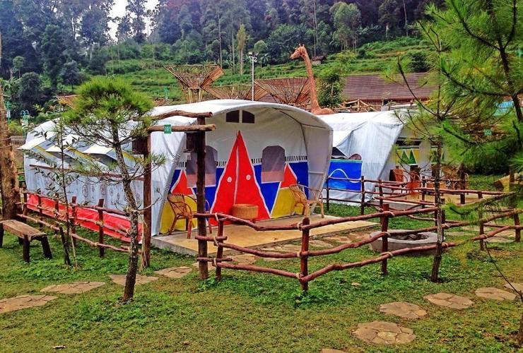 wisata ciwidey valley resort