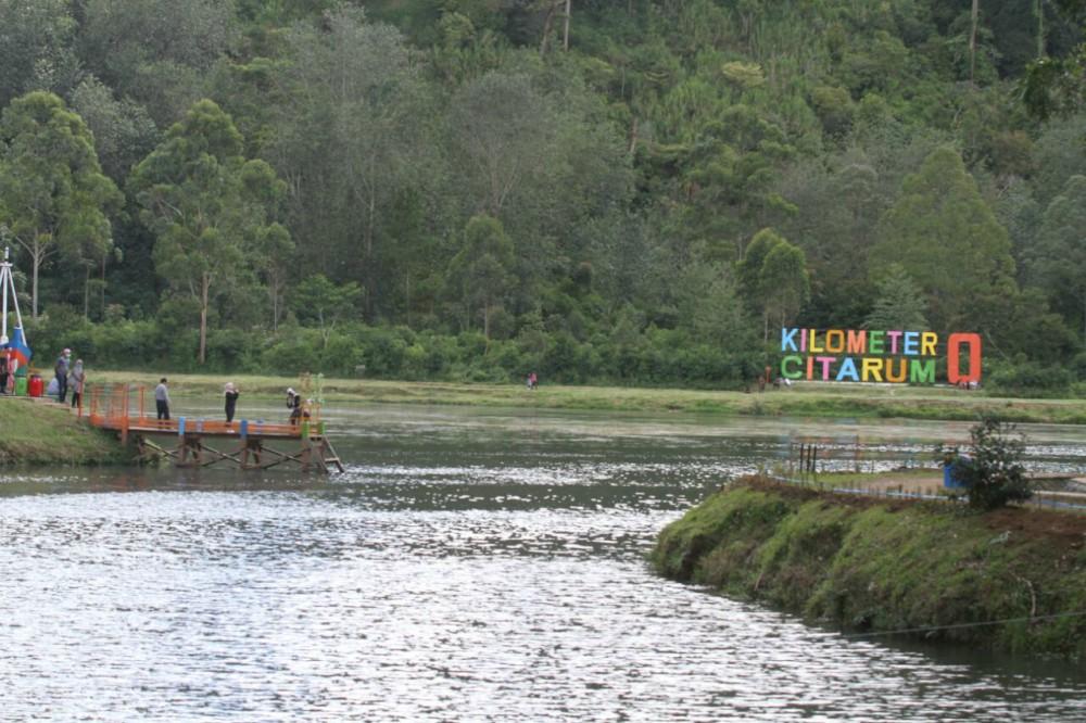 fasilitas sungai citarum
