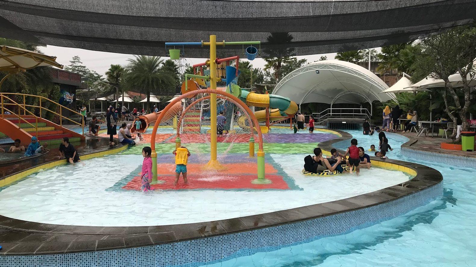 wisata kolam renang karang setra