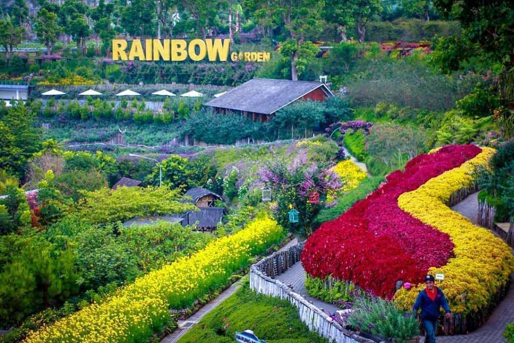 Wisata Rainbow Garden Lembang: Harga Tiket, Jam Buka