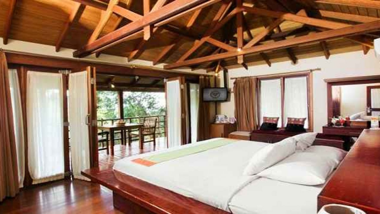 hotel the green forest lembang
