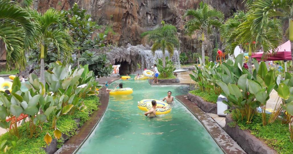 jam buka nirwana waterpark bandung