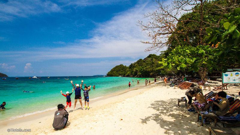 pantai banana terindah di dunia