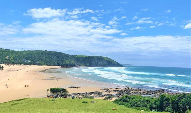 pantai coffe bay terindah di dunia