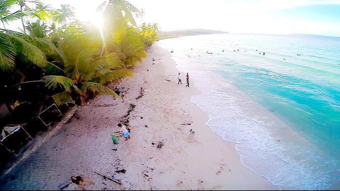pantai nirwana 3 warna