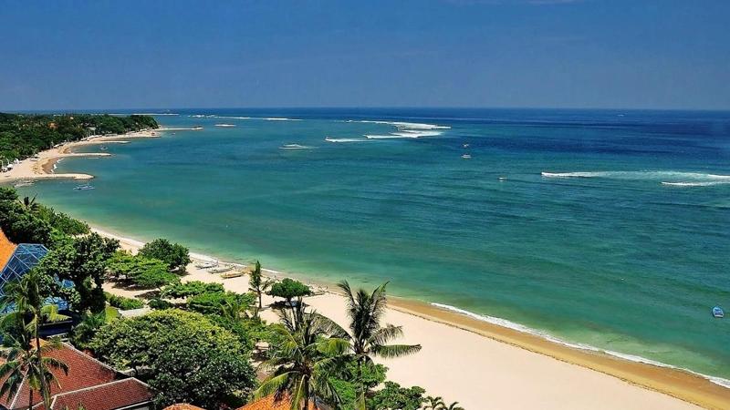 pantai seminyak indonesia terindah di dunia