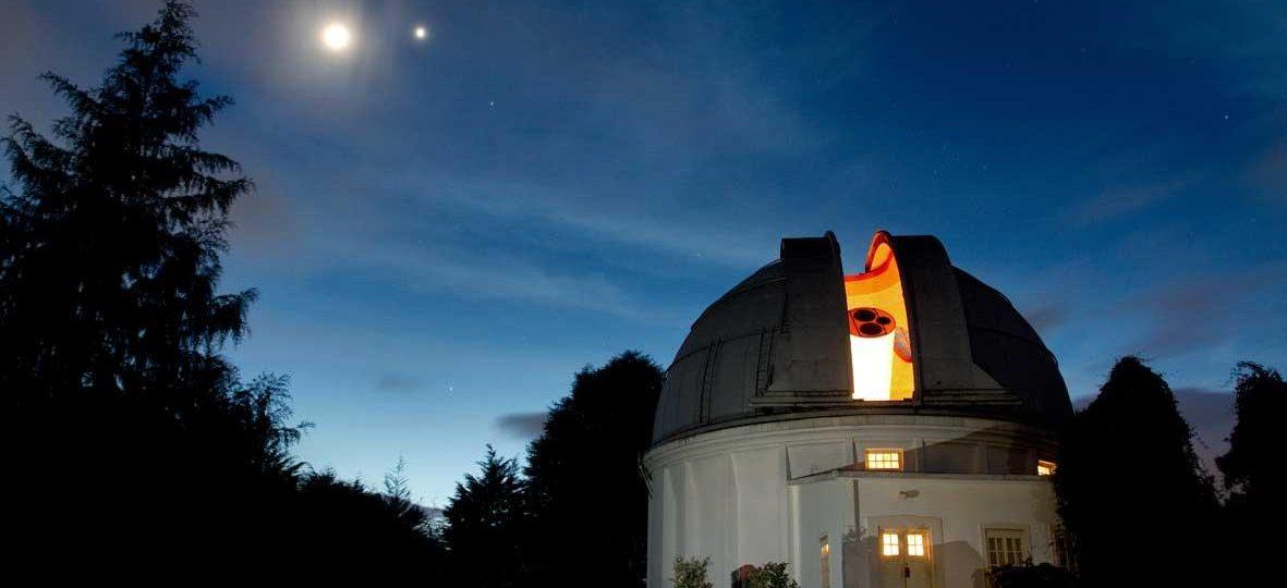 tiket masuk observatorium bosscha