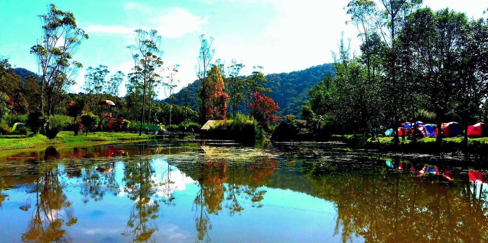 wisata Kampung Cai Ranca Upas