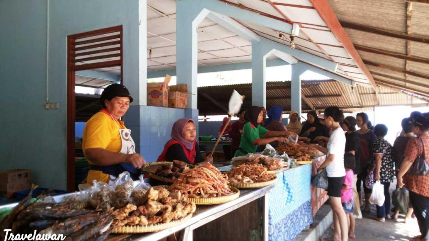 wisata kuliner pantai drini