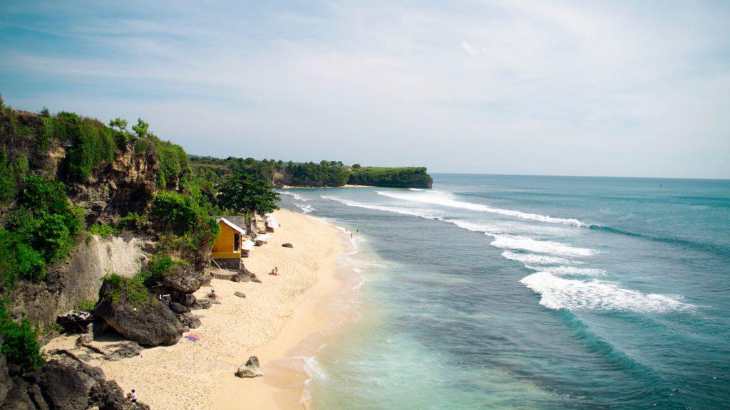 wisata pantai balangan