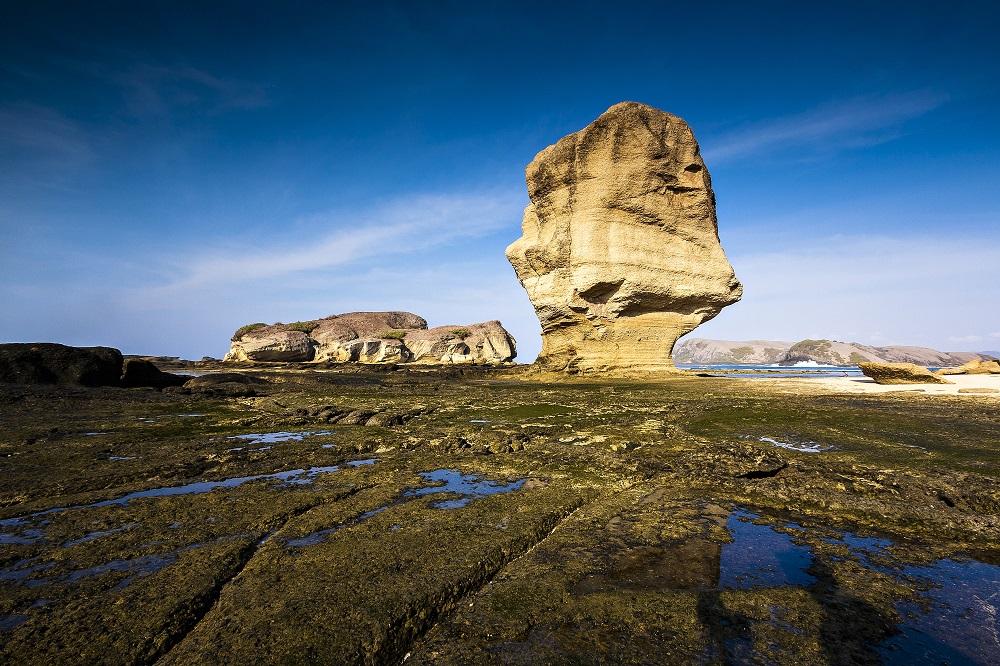 wisata pantai batu payung