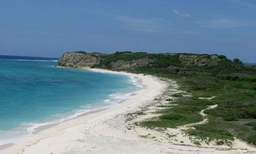 wisata pantai kaliantan di lombok