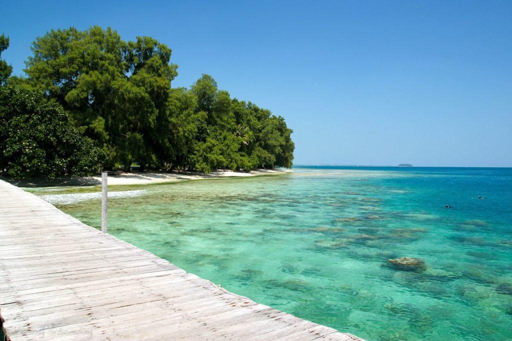 wisata pantai kepulauan seribu