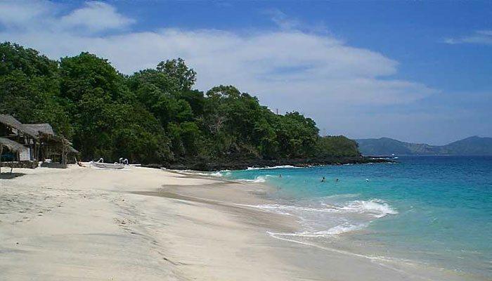 wisata pantai pasir jambak