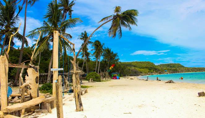 wisata pantai pasir putih bara bulukumba