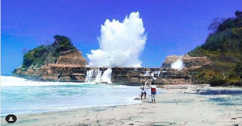 wisata pantai patuk tulungagung