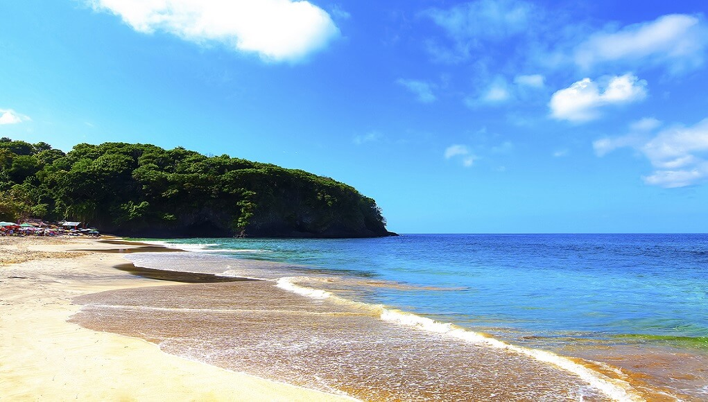 wisata pantai virgin