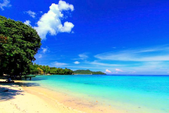 wisata pantai pulau weh terindah di indonesia
