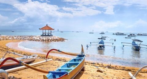 alamat rute pantai sanur bali