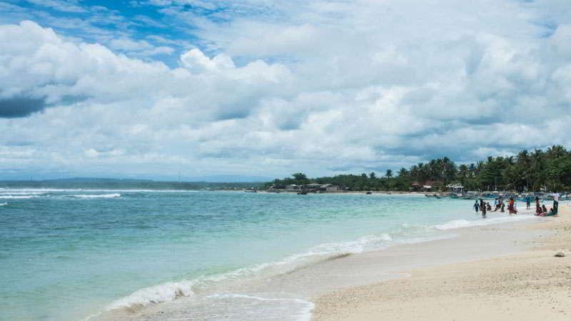 alamat rute wisata pantai ujung genteng