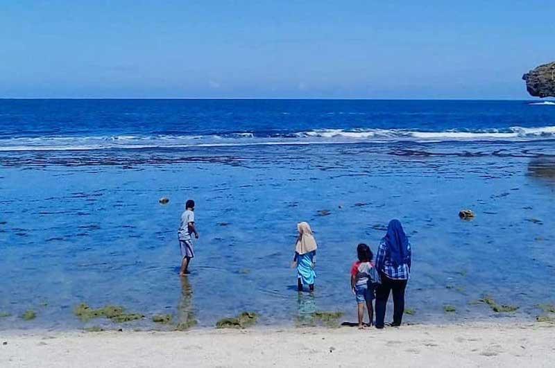 info jam operasional wisata pantai siung jogja
