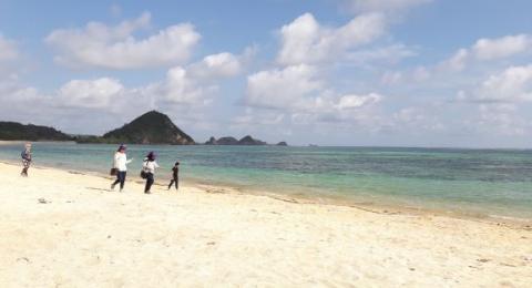 info olahaga wisata pantai kuta lombok ntb