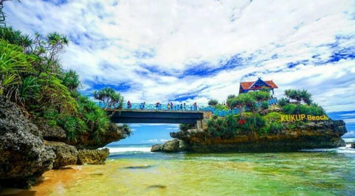 info rute alamat wisata pantai kukup jogja