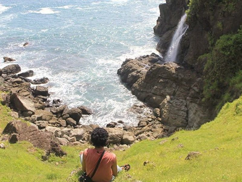 info spot foto wisata pantai siung jogja