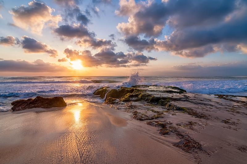 info sunset wisata pantai dreamland bali
