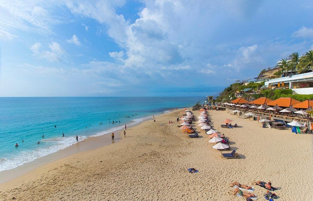 info wisata pantai dreamland bali
