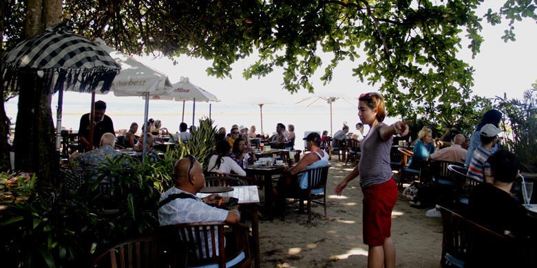 makan kuliner pantai sanur bali
