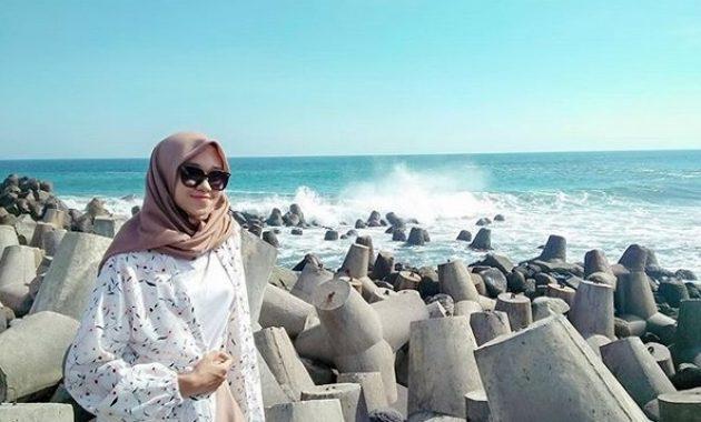 obyek wisata pantai glagah