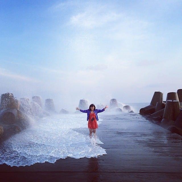 rute alamat wisata pantai glagah