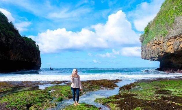 obyek wisata pantai greweng