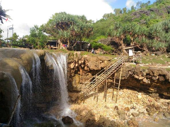 obyek wisata pantai jogan