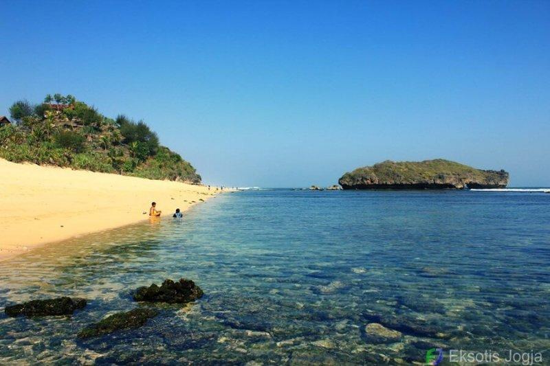 obyek wisata pantai sundak