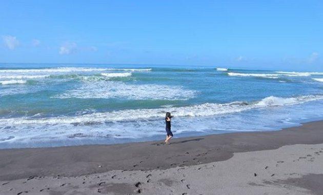 obyek wisata terbaik pantai depok